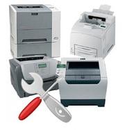 Качественный ремонт лазерных принтеров,  МФУ,  копировальной техники