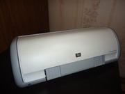 принтер HP DJ D1360 картриджи пустые